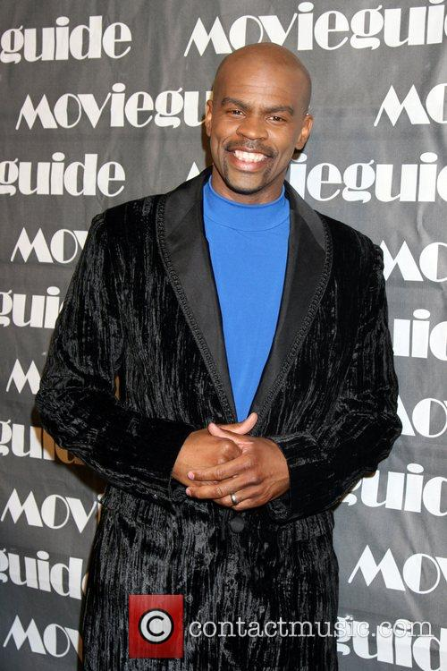 Michael Jr., Movieguide Faith And Value Awards 2008 and Beverly Hilton Hotel 3