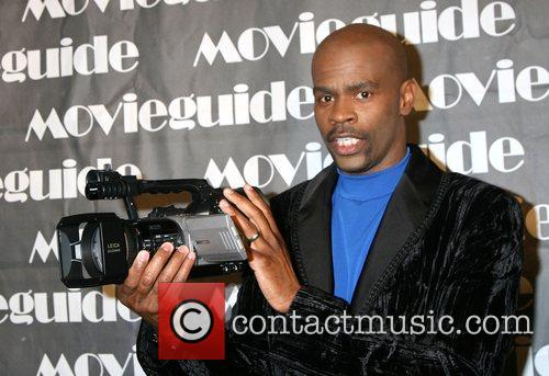 Michael Jr., Movieguide Faith And Value Awards 2008 and Beverly Hilton Hotel 1
