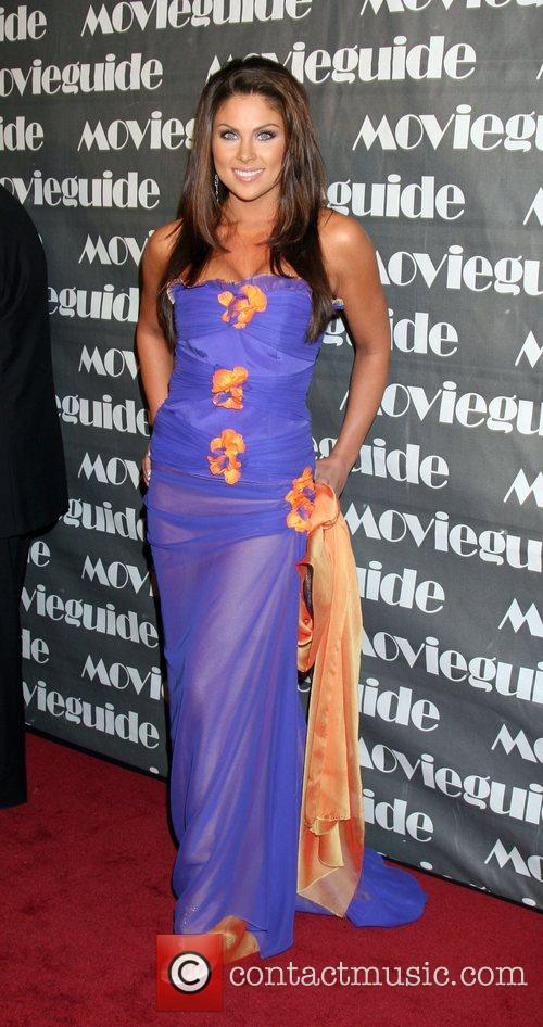 Nadia Bjorlin, Movieguide Faith And Value Awards 2008 and Beverly Hilton Hotel 2