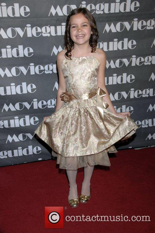 Bailee Madison, Movieguide Faith And Value Awards 2008 and Beverly Hilton Hotel 5
