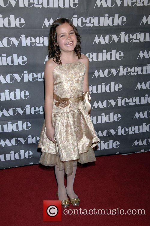 Bailee Madison, Movieguide Faith And Value Awards 2008 and Beverly Hilton Hotel 6
