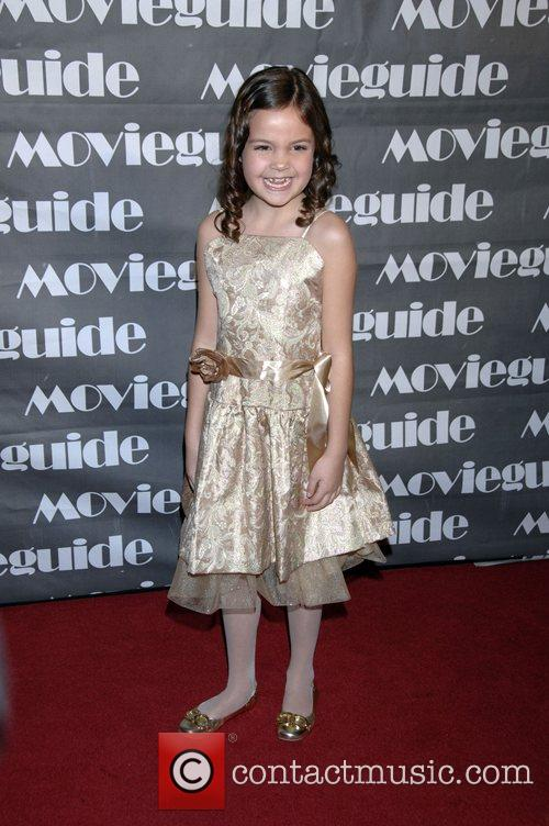 Bailee Madison, Movieguide Faith And Value Awards 2008 and Beverly Hilton Hotel 4