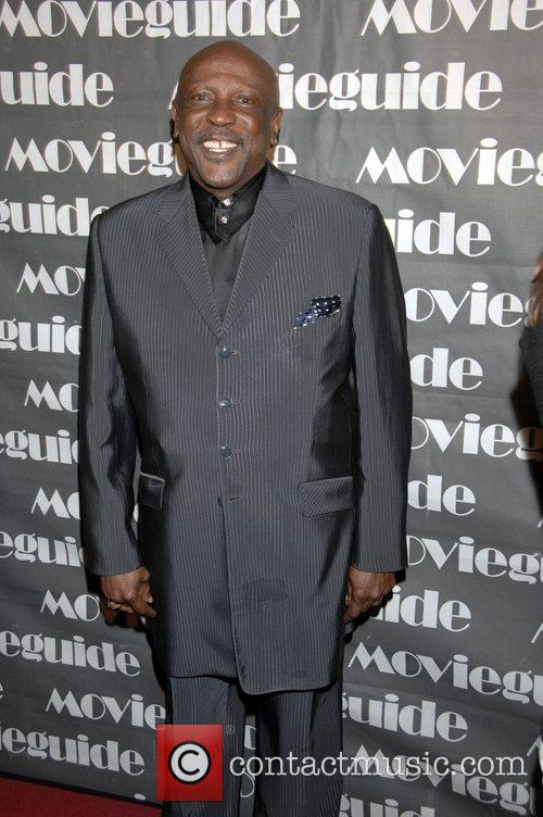 Louis Gossett Jr, Movieguide Faith And Value Awards 2008 and Beverly Hilton Hotel 3