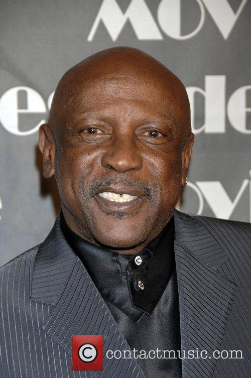 Louis Gossett Jr, Movieguide Faith And Value Awards 2008 and Beverly Hilton Hotel 4