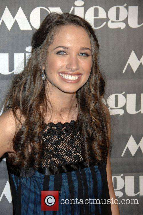 Maiara Walsh, Movieguide Faith And Value Awards 2008 and Beverly Hilton Hotel 4
