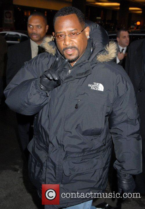 Martin Lawrence and Mtv