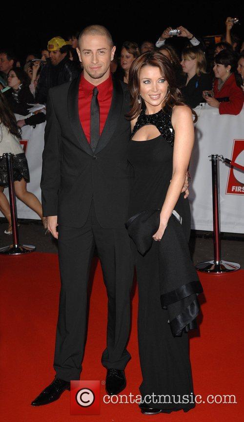 Brian Friedman and Dannii Minogue