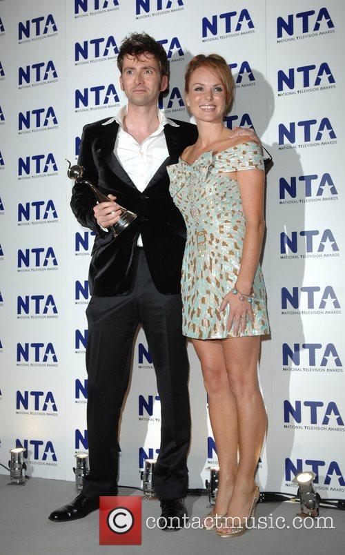 David Tennant and Amanda Holden 10
