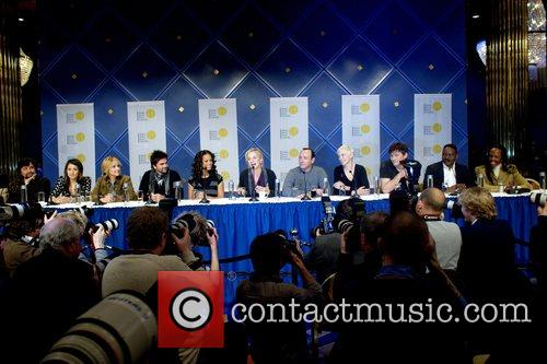 Samir Chattejee, Alicia Keys, Annie Lennox, Kevin Spacey, Kt Tunstall, Melissa Etheridge and Uma Thurman