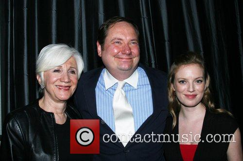 Olympia Dukakis, Stephen Whitty and Sarah Polley 3