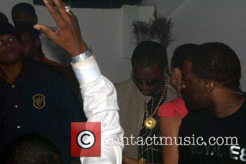 Sean Combs and P Diddy 5
