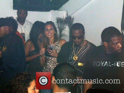 Sean Combs and P Diddy