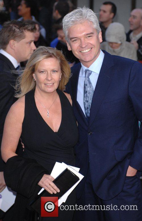 Phillip Schofield and Stephanie Lowe 10