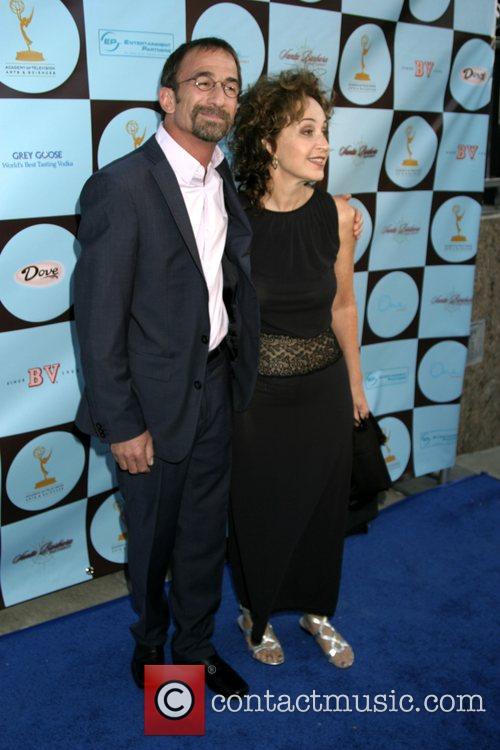 James Hayman and Annie Potts