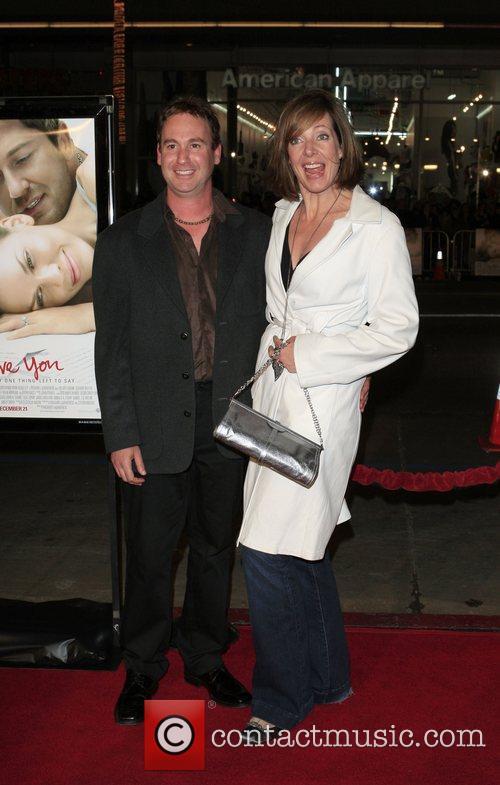Steven Rogers and Allison Janney