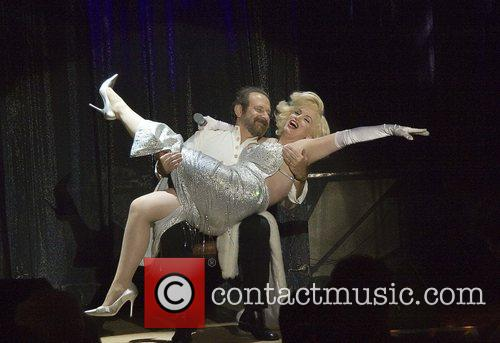Stephen Spielberg Impersonator and Marilyn Monroe 1
