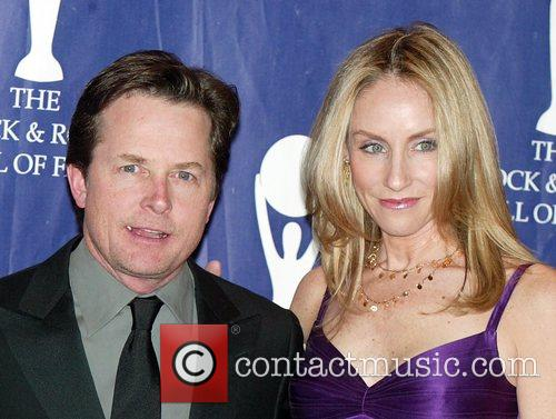 Michael J Fox and Rock And Roll Hall Of Fame