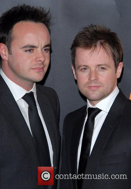 Ant And Dec and Grosvenor House