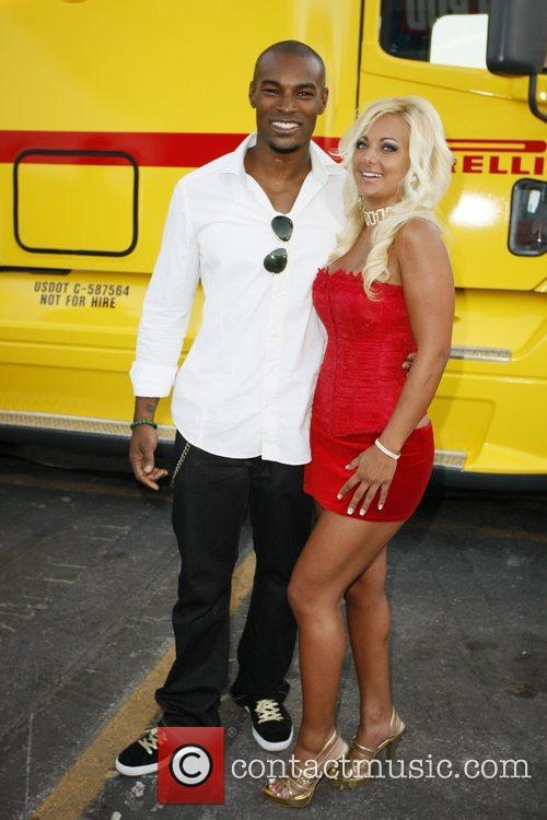 Tyson Beckford and Las Vegas 1