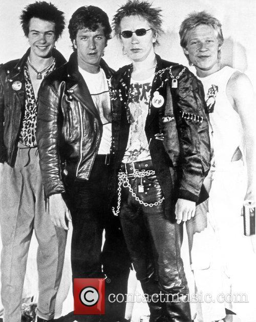 Sex Pistols, Eve, Sid Vicious and Steve Jones