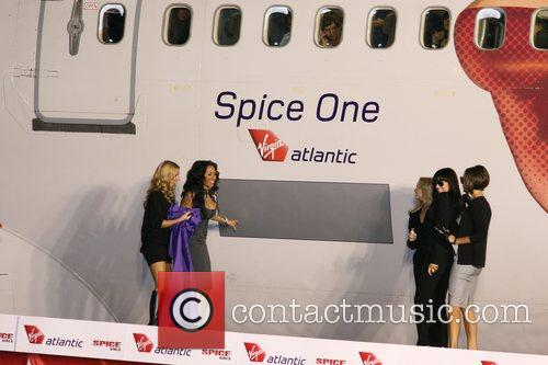 Spice Girls, Emma Bunton and Geri Halliwell