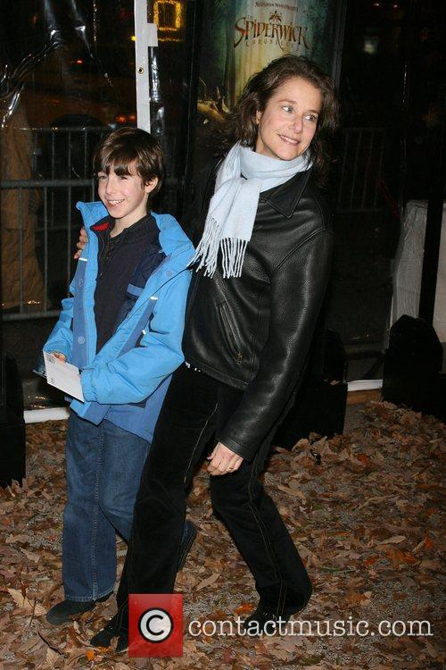 Debra Winger and Emmanuel Noah Hutton