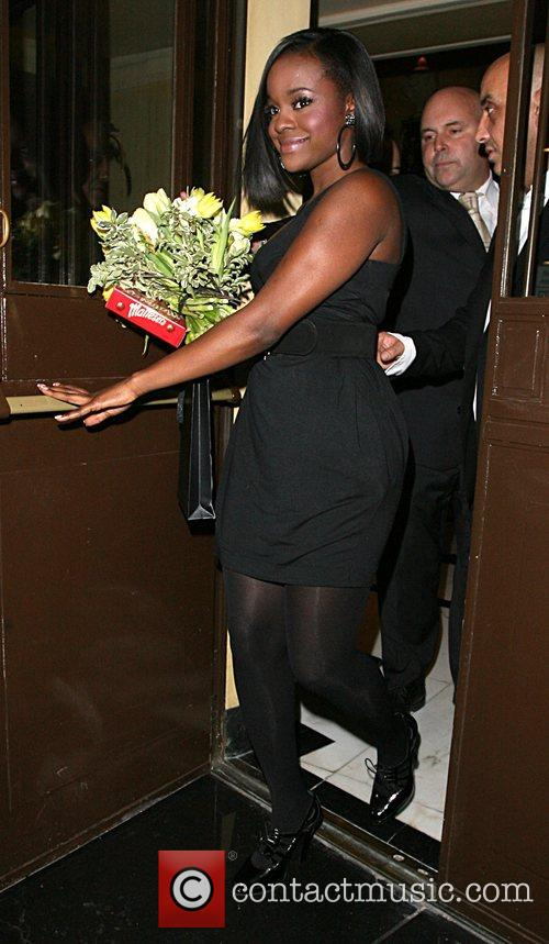 Keisha Buchanan and Sugababes