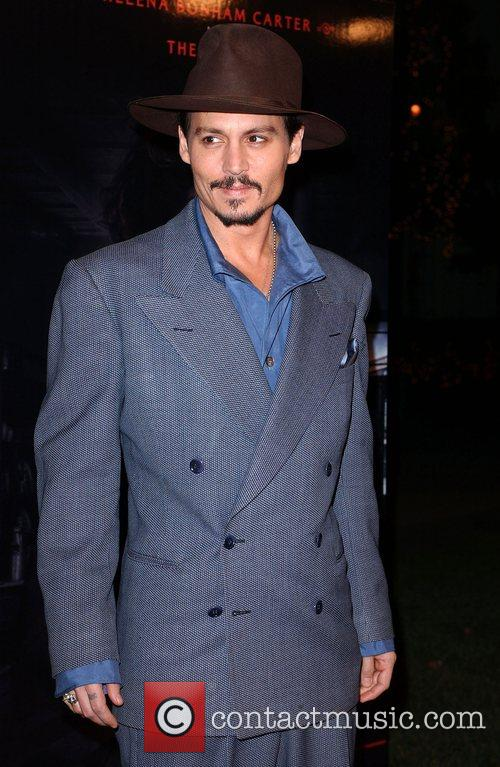 Johnny Depp and Paramount Pictures 2