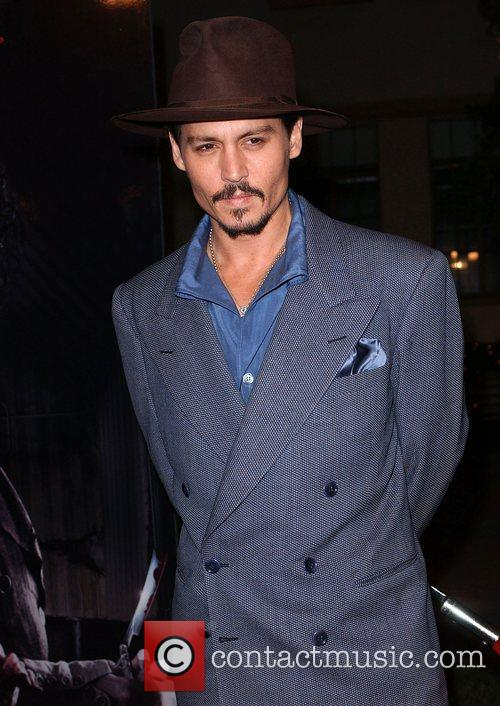 Johnny Depp and Paramount Pictures 8