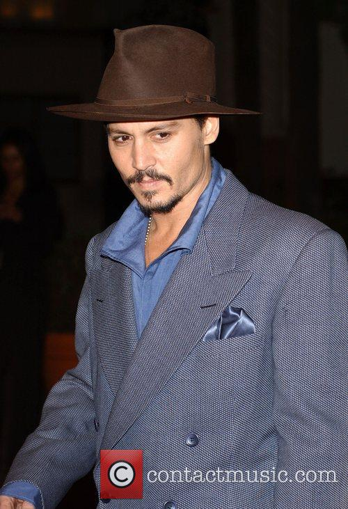 Johnny Depp and Paramount Pictures 1