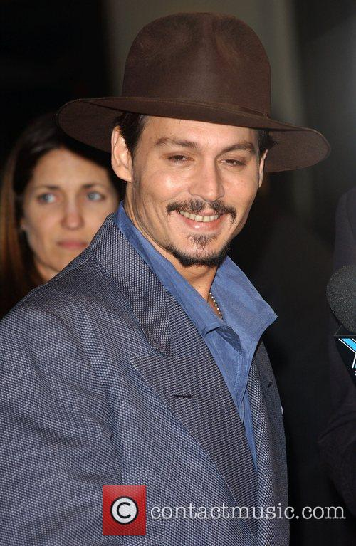 Johnny Depp and Paramount Pictures 5