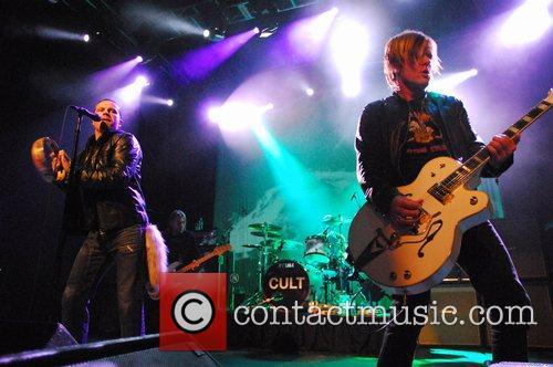 Ian Astbury and The Cult 3