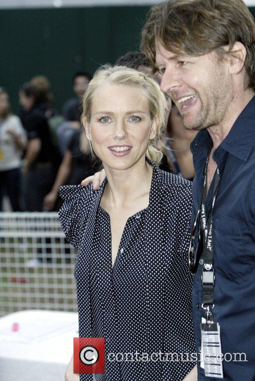 Naomi Watts and John Polson