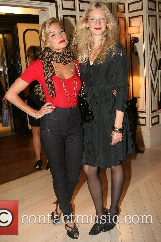 Sienna Miller and Savannah Miller 2