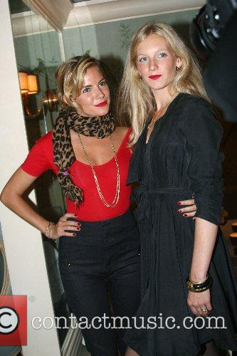 Sienna Miller and Savannah Miller