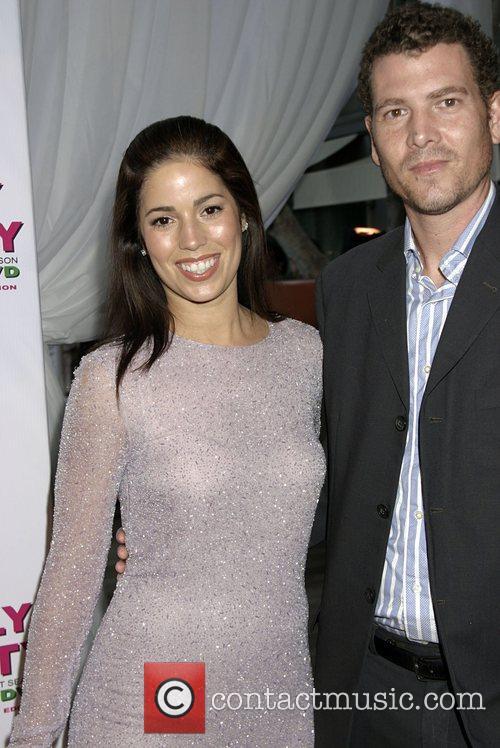 Ana Ortiz and Noah Lebenzon
