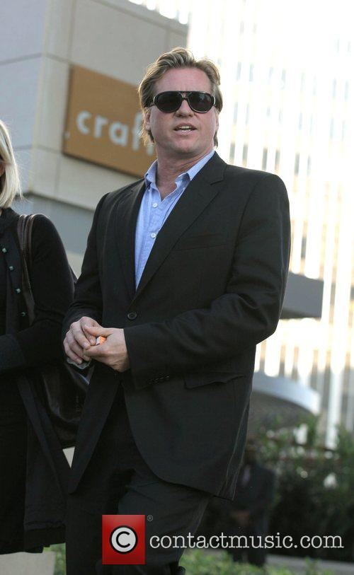 Val Kilmer and Eve