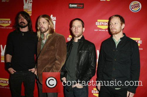 Foo Fighters and Dave Grohl 1
