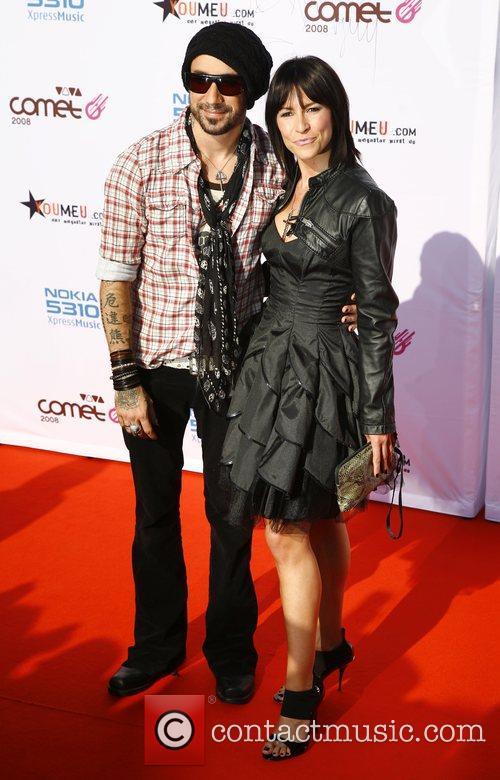 Aj Mclean and Wife Yvonne