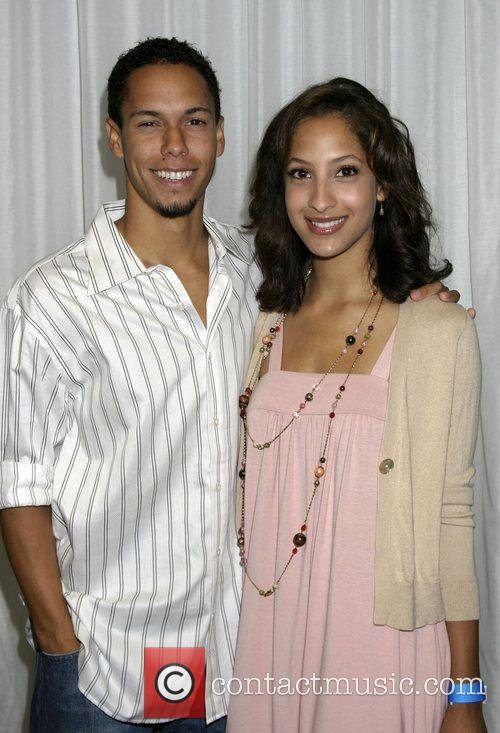Bryton Mcclure and Christel Khalil