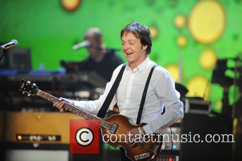 Sir Paul Mccartney, Brit Awards, Beatles and The Brit Awards 2008 1