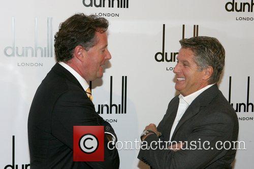 Piers Morgan and Donny Deutsch