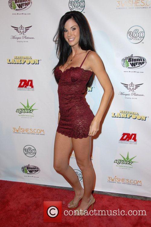 Jade Nicole, Ludacris and Playboy 4