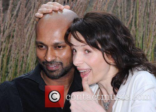 Juliette Binoche and Akram Khan