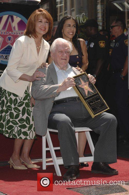 Lee Purcell, Charles Durning, Anita Gregory, Star On The Hollywood Walk Of Fame and Walk Of Fame