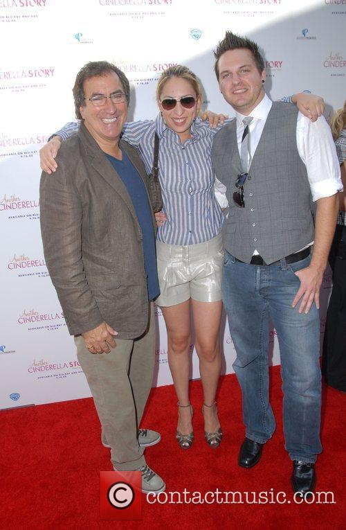 Kenny Ortega, Jenny Lesser and Brandon Slavinsky