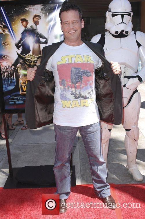 Dee Bradley Baker and Egyptian Theater