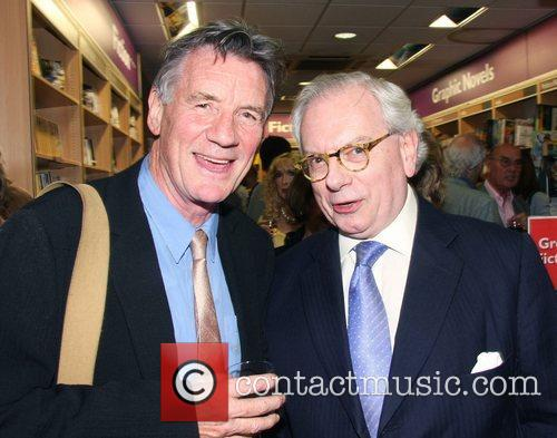 Michael Palin and David Starkey