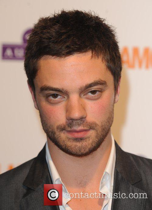 Dominic Cooper, Berkeley Square Gardens and Glamour Women Of The Year Awards