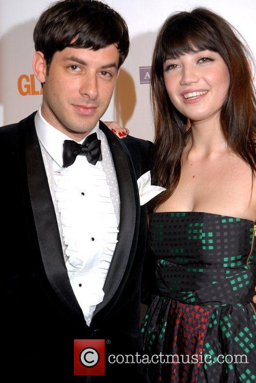 Mark Ronson, Daisy Lowe, Berkeley Square Gardens and Glamour Women Of The Year Awards 1